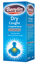 BENYLIN® Dry Coughs | Cough Medicine