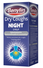 BENYLIN® Dry Coughs Original | Cough Medicine
