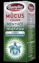 BENYLIN® Mucus Cough Menthol