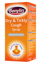 BENYLIN® Dry & Tickly Cough Syrup