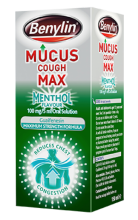 BENYLIN® Mucus Cough Menthol | Cough Medicine
