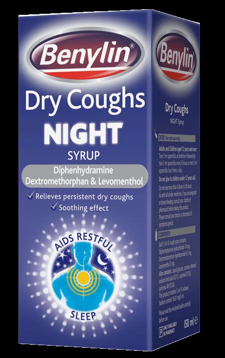 BENYLIN® Dry Coughs Original