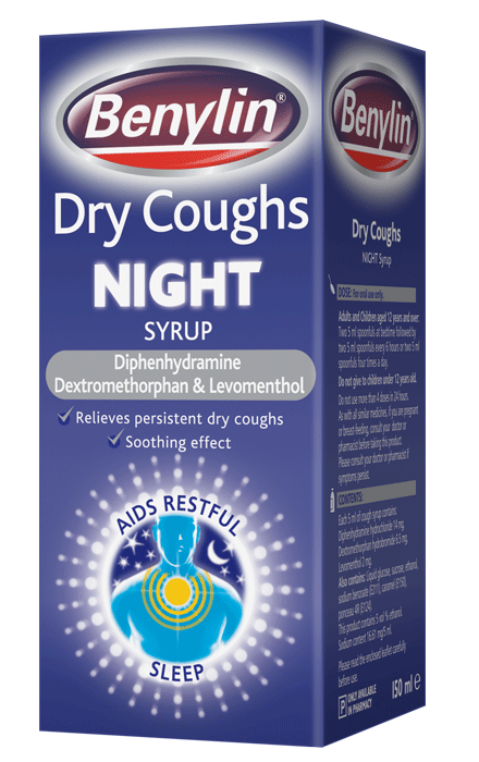 BENYLIN CHILDRENS NIGHT COUGHS | Drugs.com