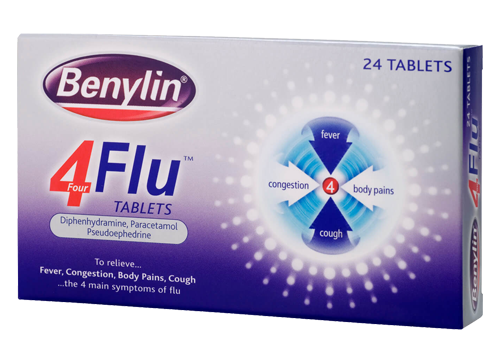 Closest equivalent to Benylin cough syrup in the US? : Health