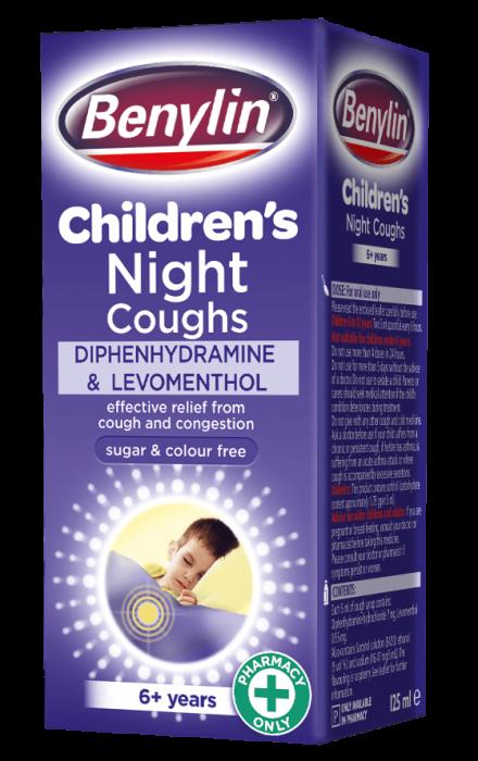 BENYLIN® Children's Night Coughs
