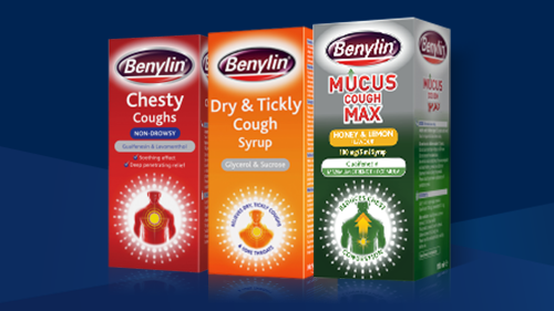 From dry coughs to flu symptoms BENYLIN'S  full range of treatments can be found here